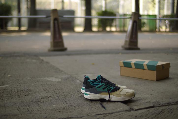 Photo02 - adidas Originals for mita sneakers TORSION ALLEGRA MITAの特集ページを公開