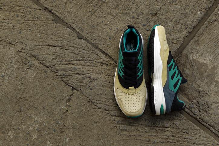 Photo03 - adidas Originals for mita sneakers TORSION ALLEGRA MITAの特集ページを公開