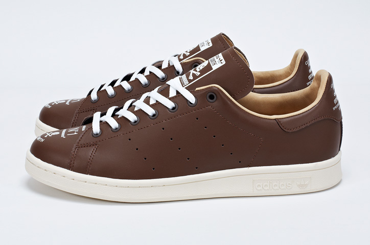 "Photo05 - Consortium STAN SMITH Collaboration Pack 第3弾としてadidas Consortium x Neighborhood ""Stan Smith NBHD""が発売"