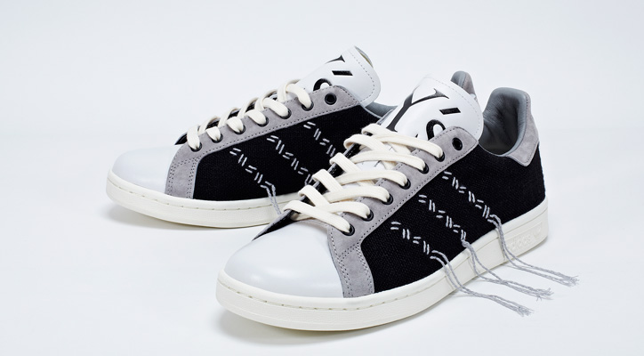 "Photo01 - Consortium STAN SMITH Collaboration Pack 第5弾としてadidas Consortium x Y's ""Stan Smith Y's""が発売"