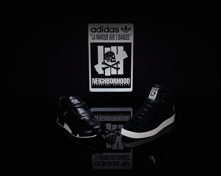 Photo18 - adidas Consortium x UNDEFEATED x NEIGHBORHOOD 2014 SS コレクションが発売