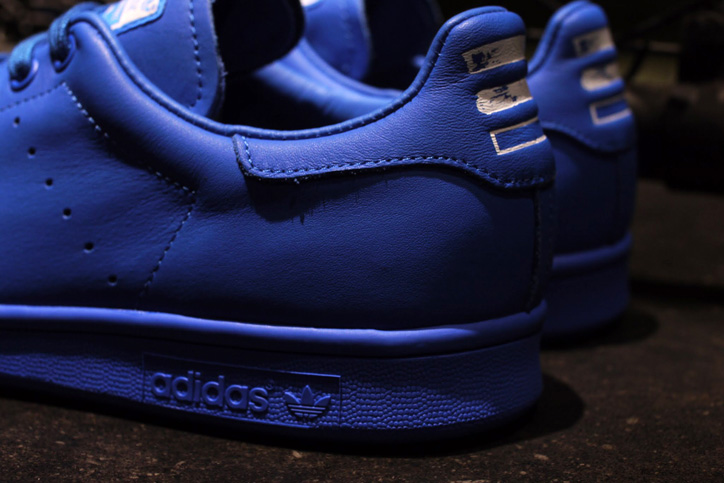 "Photo11 - adidas ConsortiumよりPharrell Williams氏が提案するadidas PW STAN SMITH ""SOLID PACK""がゲリラリリース"