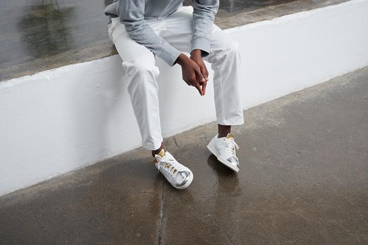 Photo02 - アディダスから、スタイルとシンプルな美しさを持つ Stan Smith 新作登場