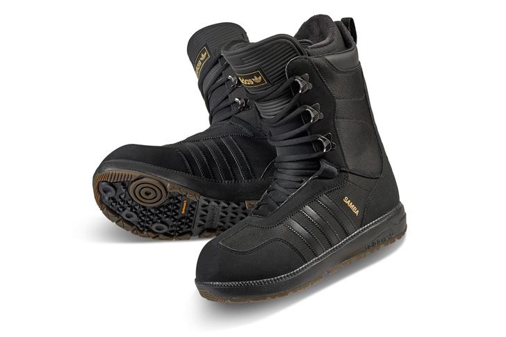 Photo15 - アディダスは、Superstar生誕45周年をセレブレイトしてスノボーディング用にリデザインされたSuperstar Bootを発表