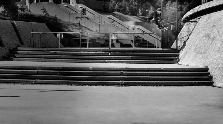 Photo02 - adidas Skateboardingから初となるフルレングスフィルムAway Daysのオフィシャルトレーラーが公開