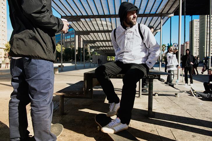 Photo02 - アディダス スケートボーディングから、待望のルーカス・プイグのシグニチャーシューズLucas Premiere ADVが登場