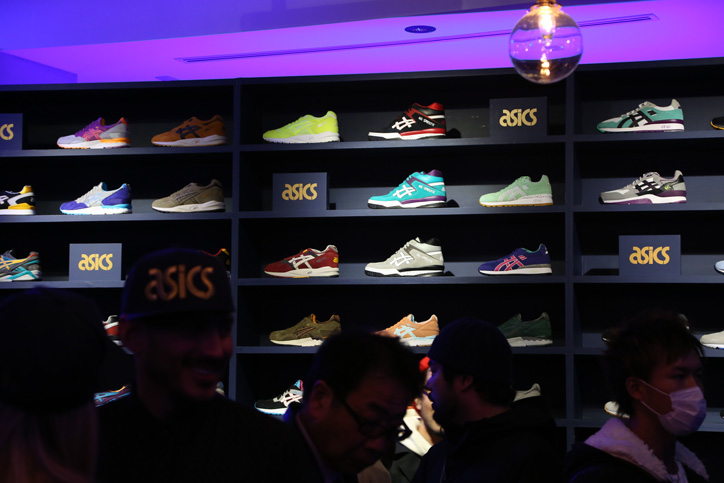 Photo14 - asics tiger Launch Party Recap