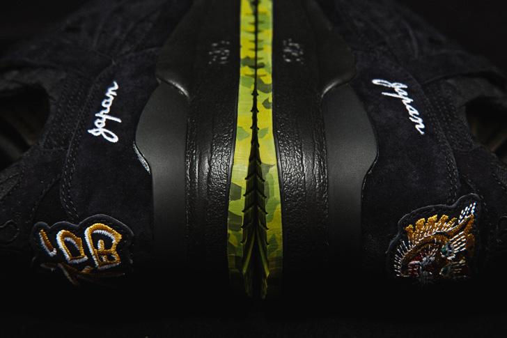 "Photo13 - アシックスタイガーは、スーベニアジャケットから着想を得たBEAMSとmita sneakersによるコラボモデルGEL-LYTE III ""Souvenir Jacket""を発売"