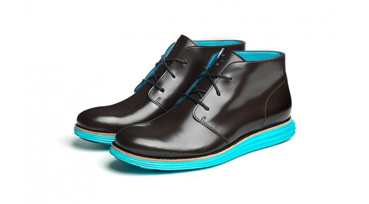 Photo02 - Cole Haan Waterproof & Reflective Cooper Square and Lunargrand Chukkas