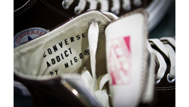 Photo02 - Converse Addict by NIGO