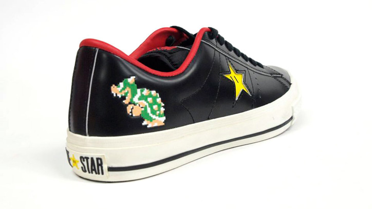 Photo06 - CONVERSE ONE STAR SUPER MARIO BROS. OX