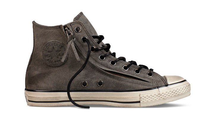 Photo07 - CONVERSE BY JOHN VARVATOS CHUCK TAYLOR DOUBLE ZIP BURNISHED SUEDE PACK