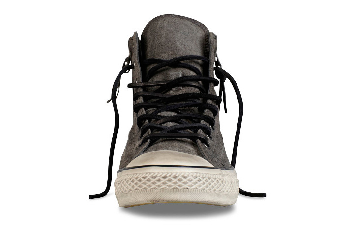Photo09 - CONVERSE BY JOHN VARVATOS CHUCK TAYLOR DOUBLE ZIP BURNISHED SUEDE PACK