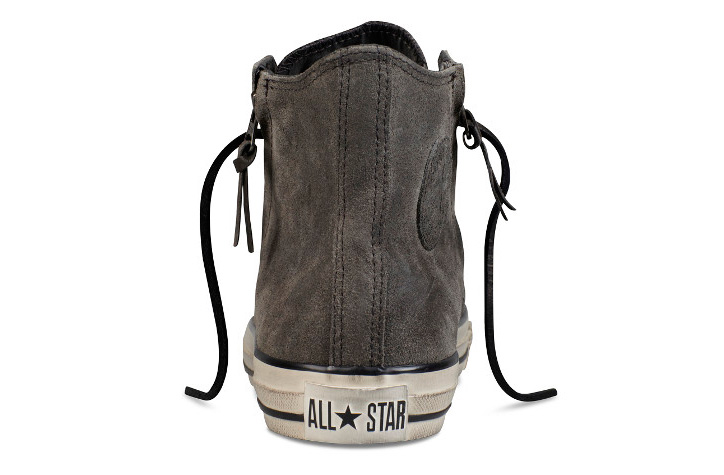 Photo10 - CONVERSE BY JOHN VARVATOS CHUCK TAYLOR DOUBLE ZIP BURNISHED SUEDE PACK
