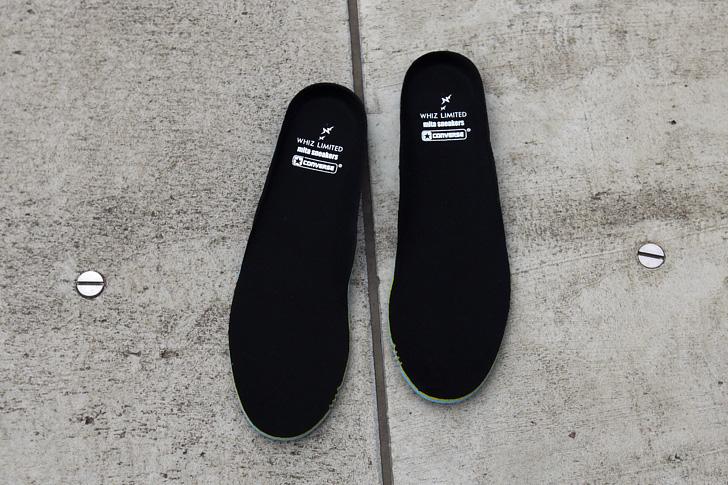 Photo06 - コンバースは、WHIZ LIMITEDとmita sneakersとのコラボレーションモデルWEAPON HI / WZ MSを発売