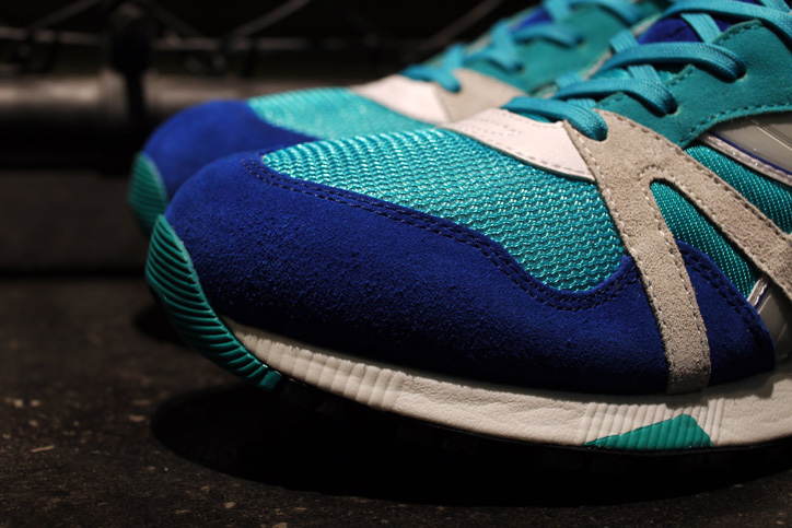 "Photo03 - diadora N.9000 OG ""ESPRESSO RISTRETTO"" ""made in ITALY"" が発売"