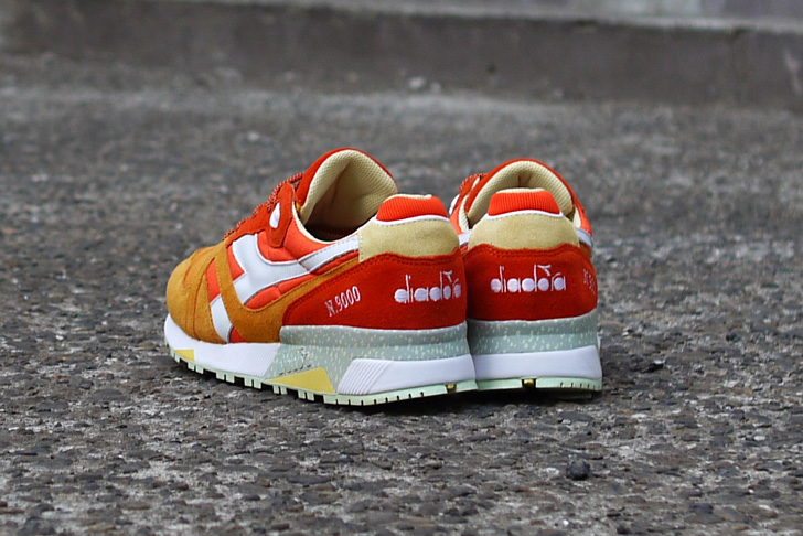 """Photo03 - ディアドラから、""""Aperitivo(食前酒)""""をイメージした mita sneakers とのコラボレーションモデルが発売"""