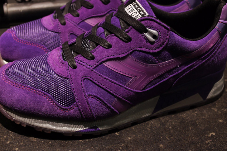 "Photo05 - RAEKWON x Packer Shoes x diadoraのコラボモデルN.9000 ""Purple Tape""が発売"