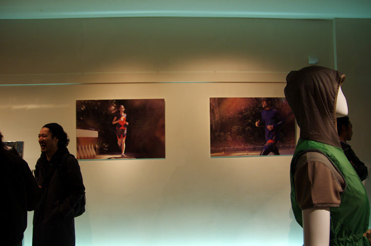 Photo05 - NIKE x UNDERCOVER GYAKUSOU S/S 2013 Collection Reception Recap