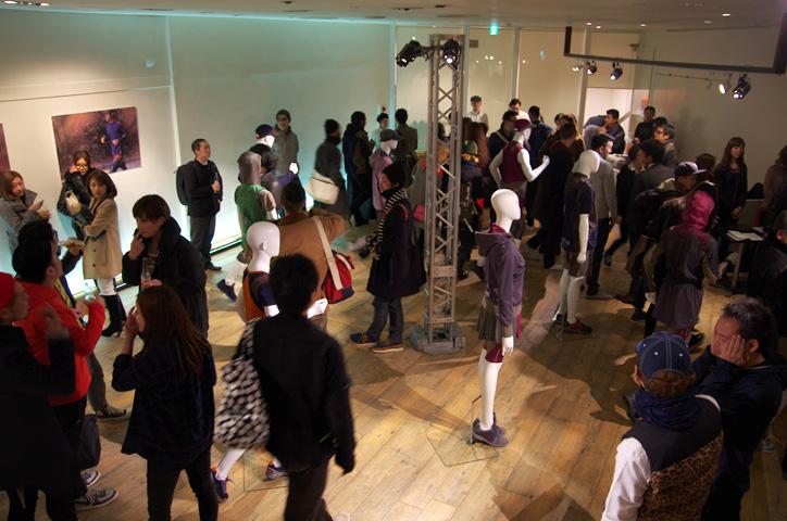 Photo12 - NIKE x UNDERCOVER GYAKUSOU S/S 2013 Collection Reception Recap