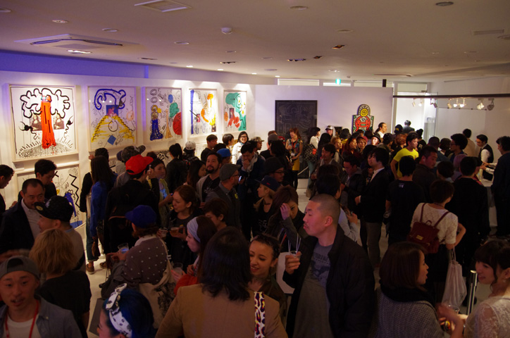 Photo04 - Reebok x Keith Haring Exhibition