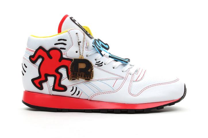Photo13 - Reebok x Keith Haring Exhibition