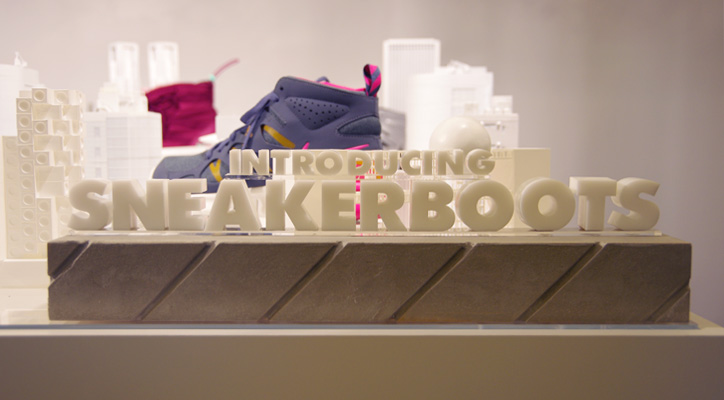 NIKE SPORTSWEAR presents HOLIDAY 2013 SNEAKERBOOTS COLLECTION Event Recap