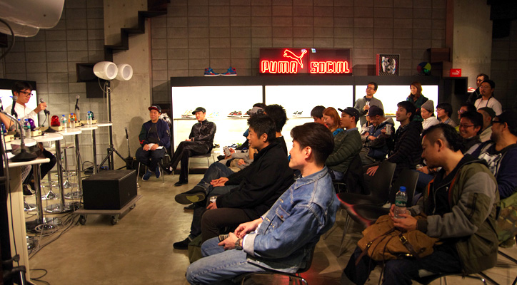 Photo01 - SNEAKER SPEAKER Vol.6 Event Recap