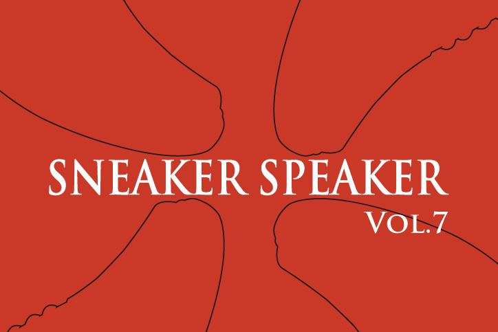 Photo01 - SNEAKER SPEAKER Vol.7が開催決定