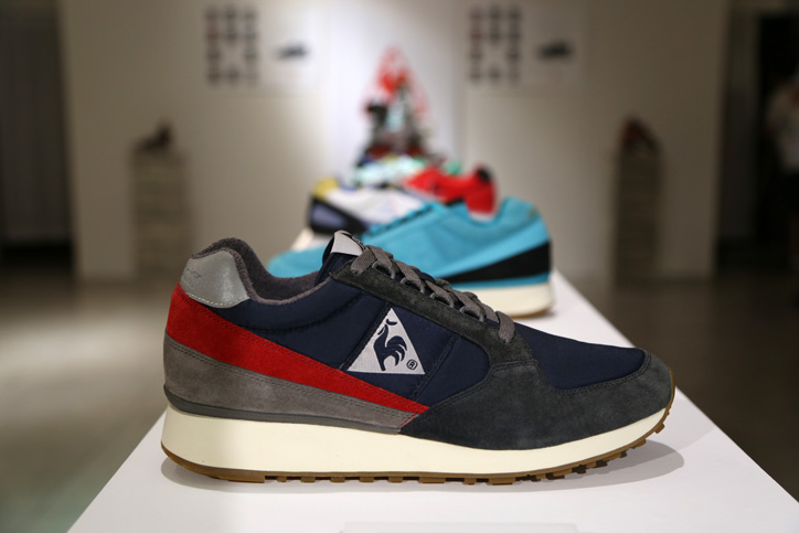 Photo04 - le coq sportif Launch party Supported by SNEAKER SPEAKER Event Recap