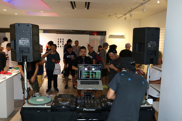 Photo14 - le coq sportif Launch party Supported by SNEAKER SPEAKER Event Recap