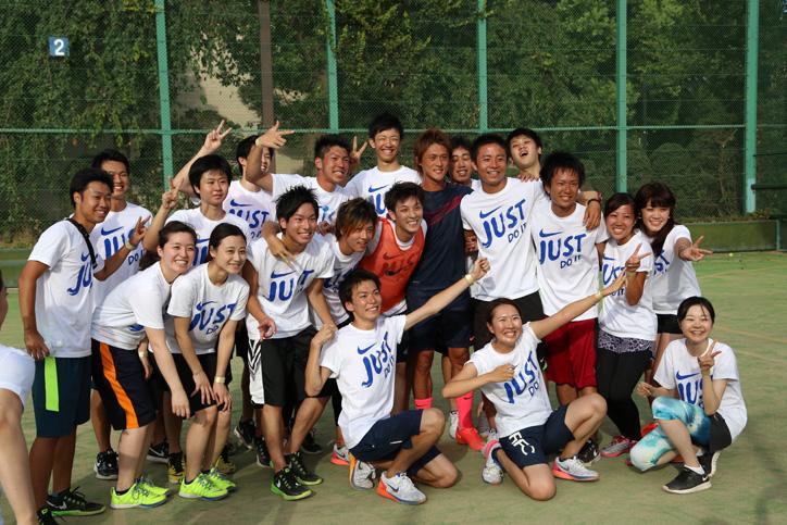 """Photo07 - ナイキ、スポーツを通して新たなチャレンジを応援する""""JUST DO IT. -キミの一歩を踏み出そう-"""" キャンペーンを開催"""
