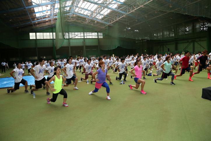 """Photo16 - ナイキ、スポーツを通して新たなチャレンジを応援する""""JUST DO IT. -キミの一歩を踏み出そう-"""" キャンペーンを開催"""