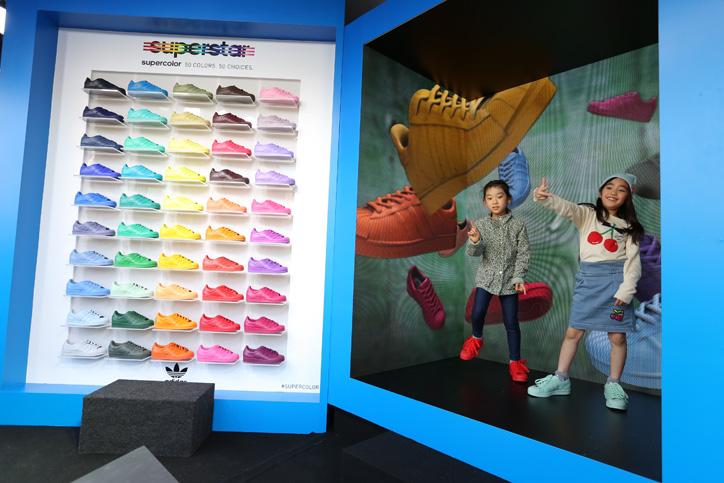 Photo20 - adidas Supercolor Dress Room Recap