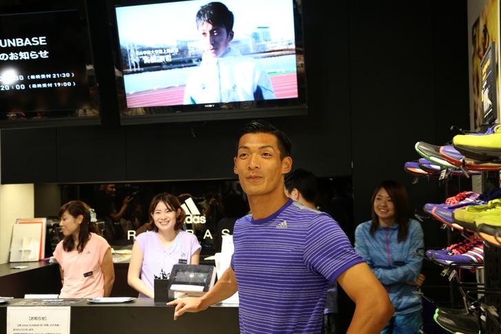 Photo12 - アディダスは、最新フットボールスパイク「X/ACE」の発売を記念して香川真司選手、槙野智章選手を招いたイベントを開催