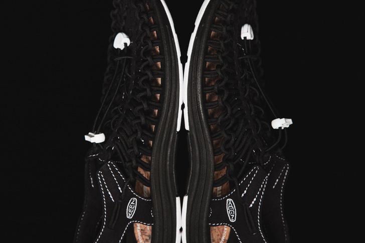 """Photo07 - キーンから、通称""""オープンエアスニーカー""""と呼ばれるUNEEKのmita sneakersコラボレーションモデルが登場"""