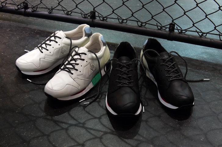 Photo01 - mita sneakers Creative Director 国井栄之氏がカラーディレクションを手掛けたle coq sportif EUREKA LEがリリース