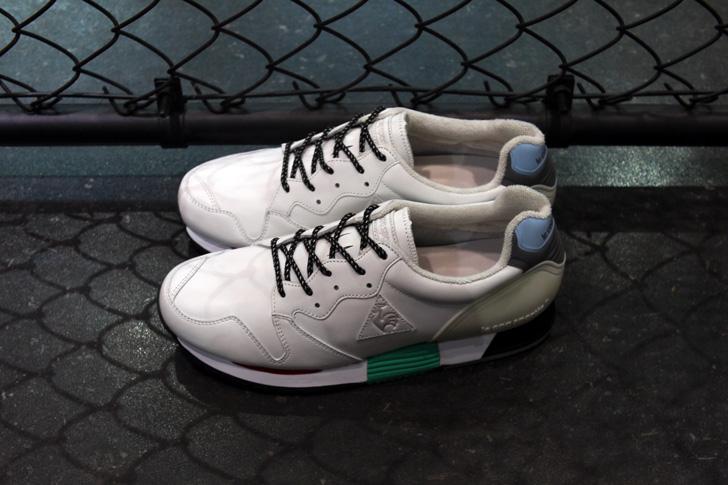 Photo02 - mita sneakers Creative Director 国井栄之氏がカラーディレクションを手掛けたle coq sportif EUREKA LEがリリース