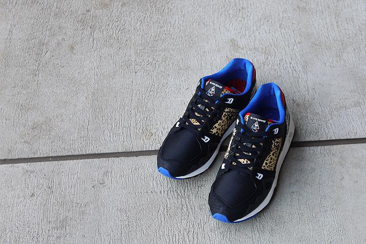 Photo01 - ルコックスポルティフから、25周年を迎えたMighty Crownとmita sneakersによるコラボモデルLCS R 1000が登場