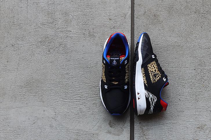 Photo02 - ルコックスポルティフから、25周年を迎えたMighty Crownとmita sneakersによるコラボモデルLCS R 1000が登場
