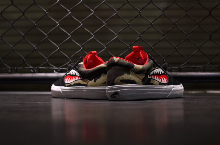 """Photo06 - LOSERS UNEAKER """"SHARK04"""" """"CUSTOM MADE"""" """"LIMITED EDITION"""""""