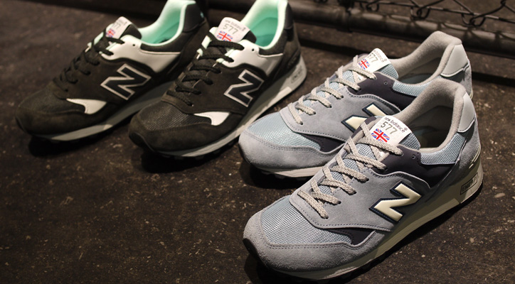 "Photo01 - new balance M577UK ""made in ENGLAND"" mita sneakers / atmos"