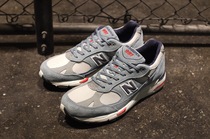 "Photo07 - new balance M991UK ""made in ENGLAND"" ""LIMITED EDITION"""