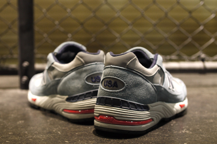 "Photo08 - new balance M991UK ""made in ENGLAND"" ""LIMITED EDITION"""