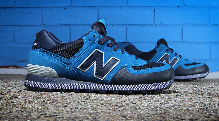 Photo01 - New Balance 574 Blue/Navy