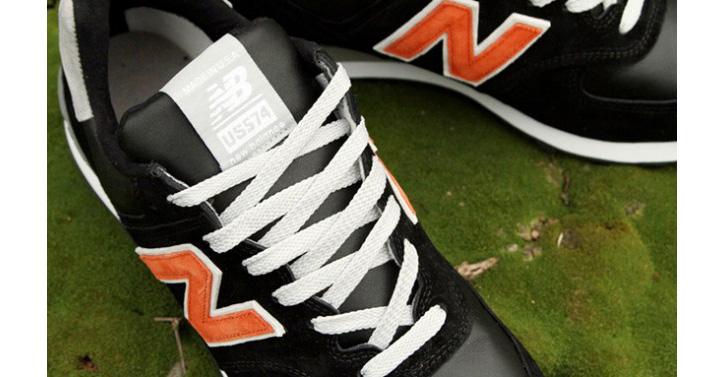 """Photo03 - UBIQ x New Balance 574 """"Made in USA"""""""