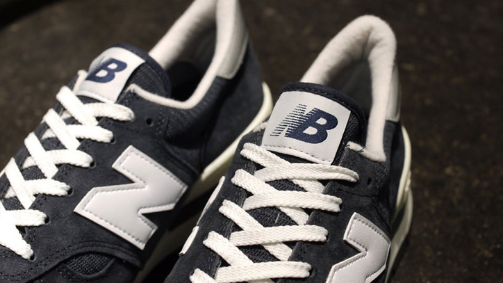 """Photo05 - new balance M990 """"made in U.S.A."""" """"LIMITED EDITION"""""""