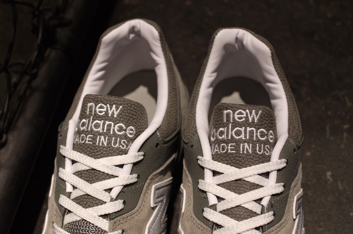"""Photo04 - new balance M997 """"made in U.S.A."""" """"LIMITED EDITION""""が遂に完全復刻"""