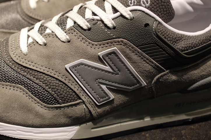 """Photo05 - new balance M997 """"made in U.S.A."""" """"LIMITED EDITION""""が遂に完全復刻"""