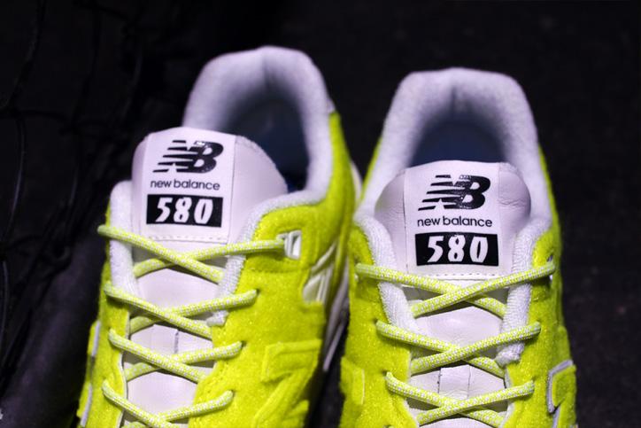 "Photo03 - new balance MRT580 ""The Battle of Surfaces"" ""mita sneakers"" のWeb販売がスタート"